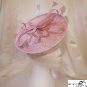 Baby Pink Wedding or Race Day Hatinator F150